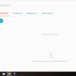 UPgates - Import,export souboru