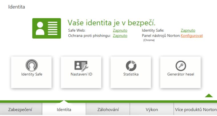 Norton Security Standard - zabezpeceno