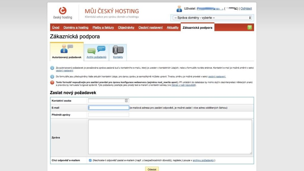 Cesky-hosting-zakaznicka-podpora