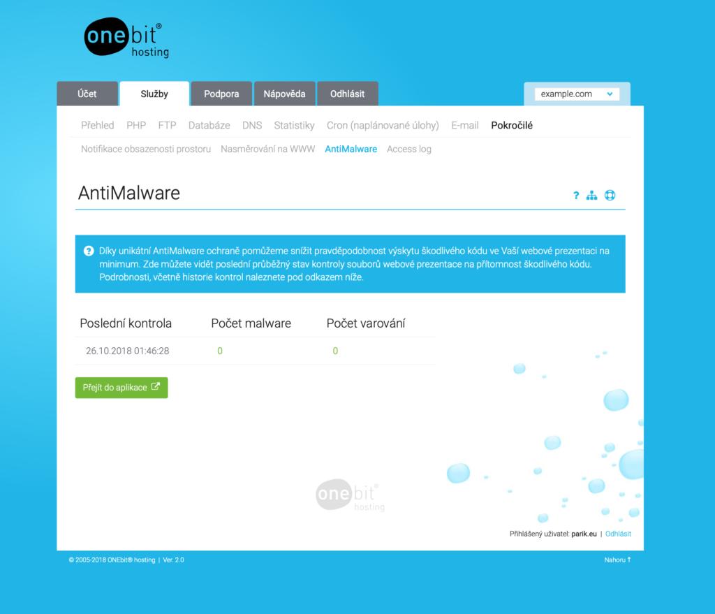 ONEbit antiMalware