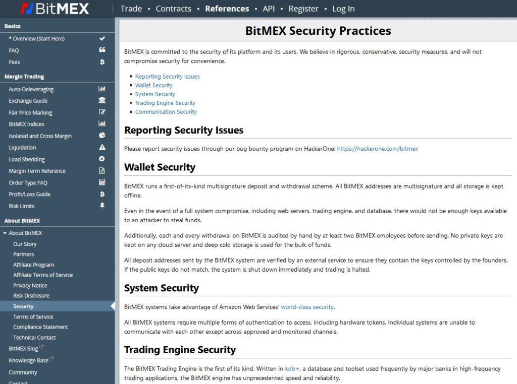 Bitmex Zabezpeceni