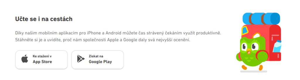 Duolingo Kompatibilita