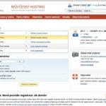 Cesky-hosting-administrace
