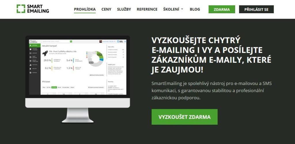 Smartemailing Posilani Emailu