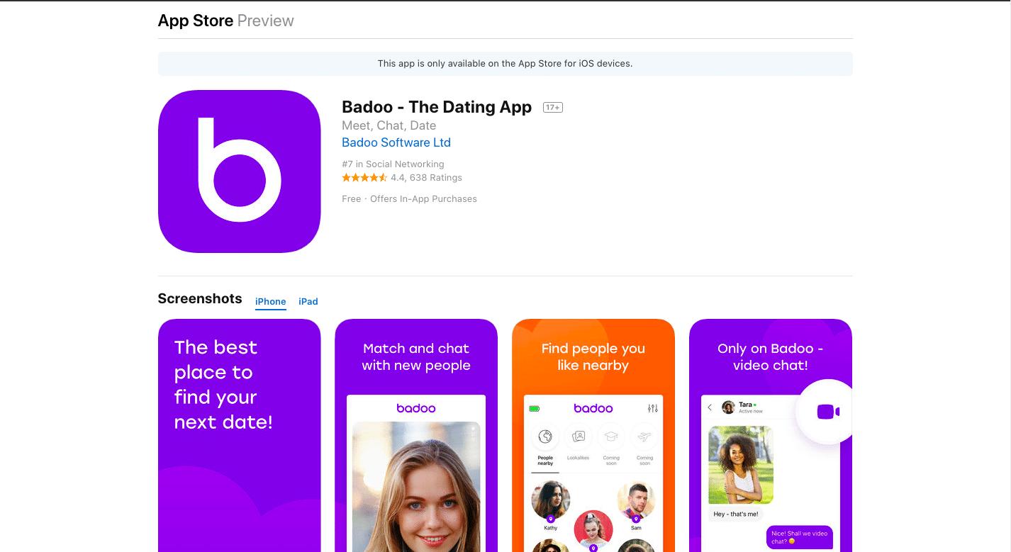 badoo seznamka app app