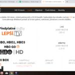 LepšíTV - ceník