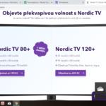 Nordic TV 2 - tarify