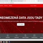 Vodafone - úvod