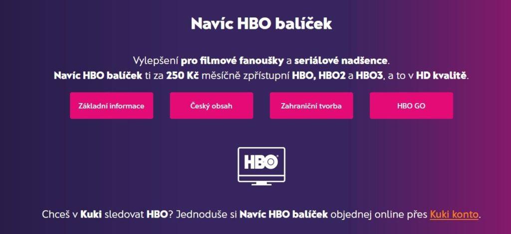 Kuki Tv Hbo