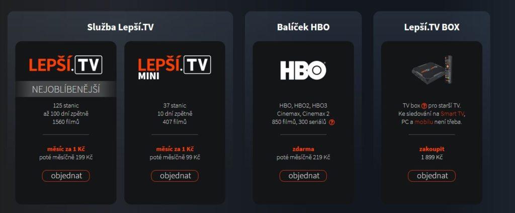 Lepsi Tv Balicky