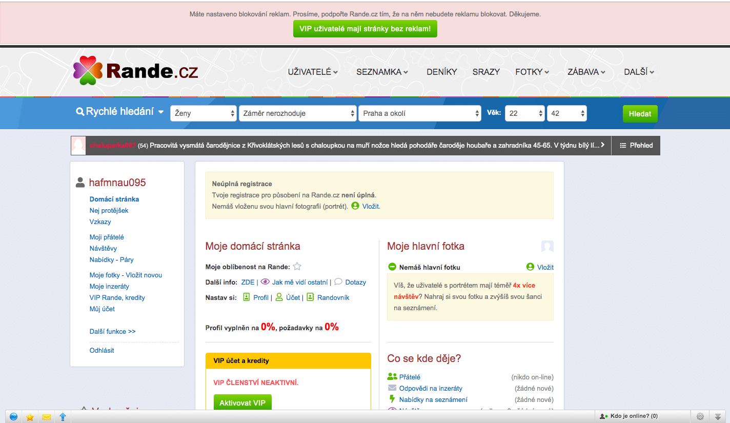 negativní účinky online seznamovacích webů