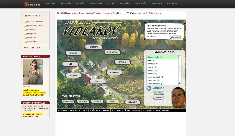 seznamka webové stránky kostenlos