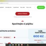 Faircredit - spocitat pujcku