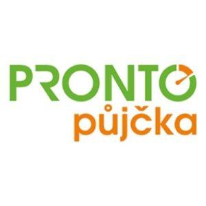 Pronto pujcka - logo