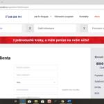 SOS credit - registrace klienta