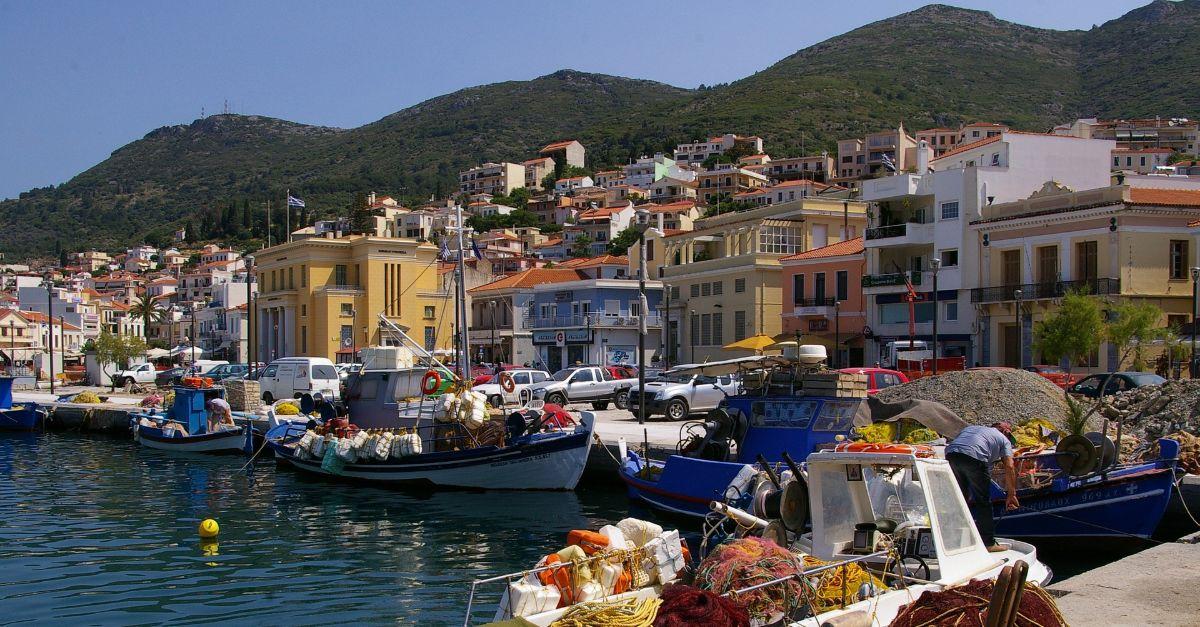 1 Samos
