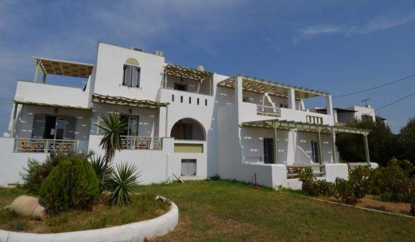 2 Penzion Veranda Plaka Naxos