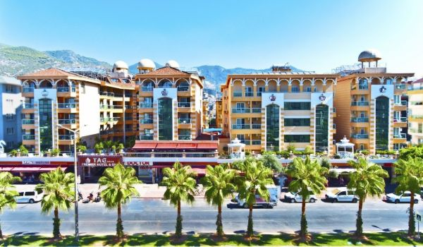 3 Tac Premier Hotel Spa Alanya