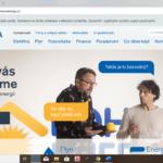Bohemia Energy Uvodni Strana