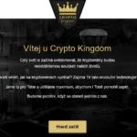 Crypto Kingdom Uvodni Stranka