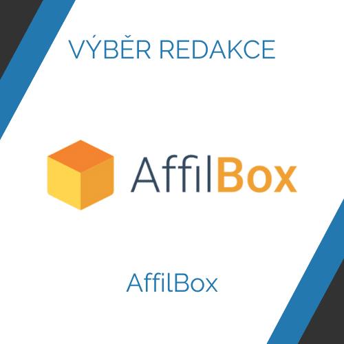 Affilbox Vyber Redakce