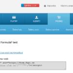 Fapi Html Kod Formulare