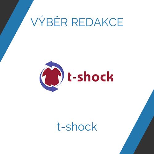 T Shock Vyber Redakce