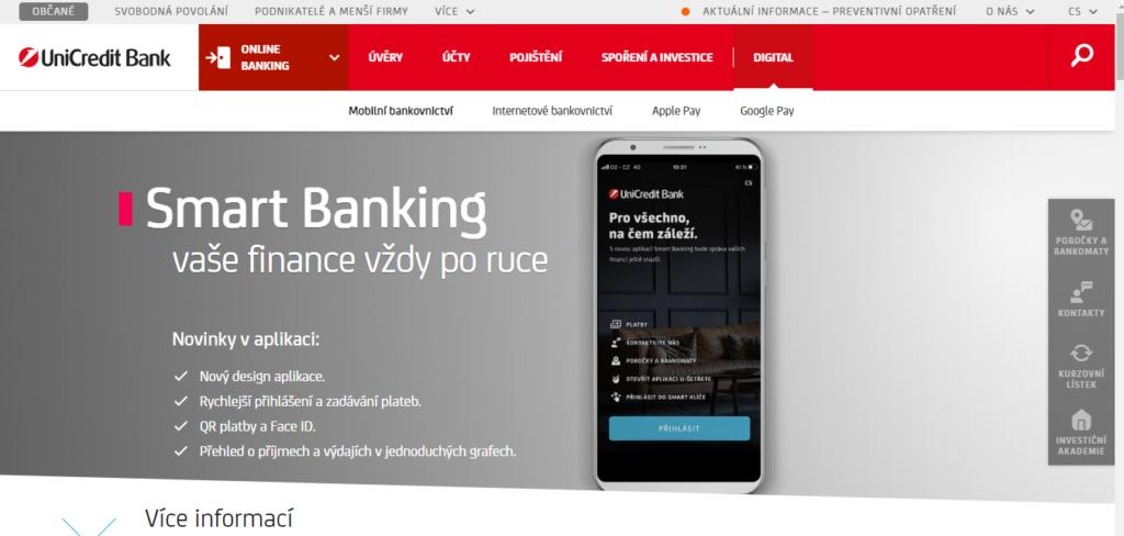 Unicredit Smart Banking