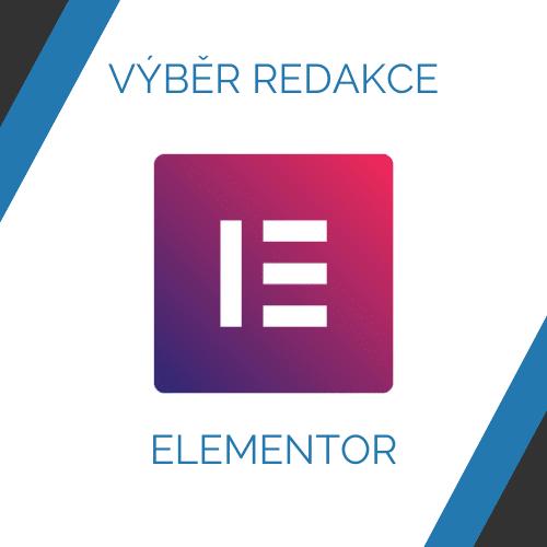 Elementor Vyber Redakce