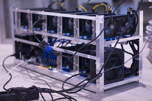 Stroj Na Ziskavani Bitcoinu