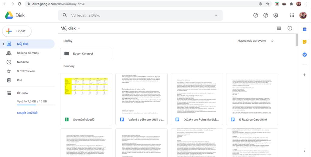 Googledrive Nahled Na Disk