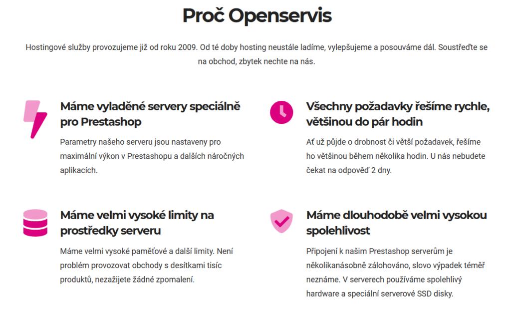 Openservis Proc
