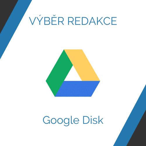 Google Disk Vyber Redakce