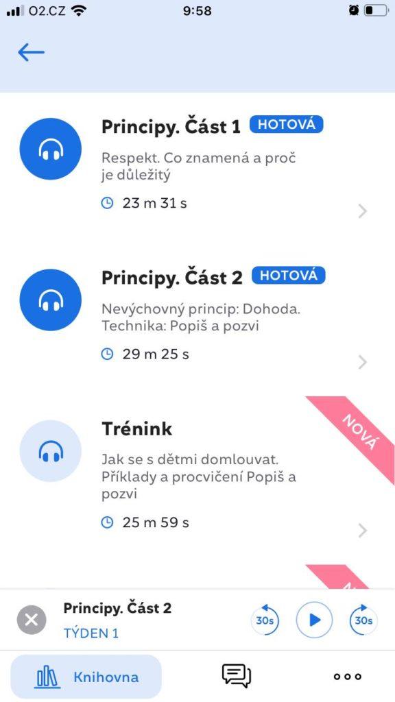 Nevychova Aplikace Ios Poslech Prvni Lekce