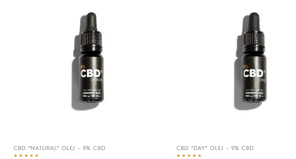 Cbd Star Oleje
