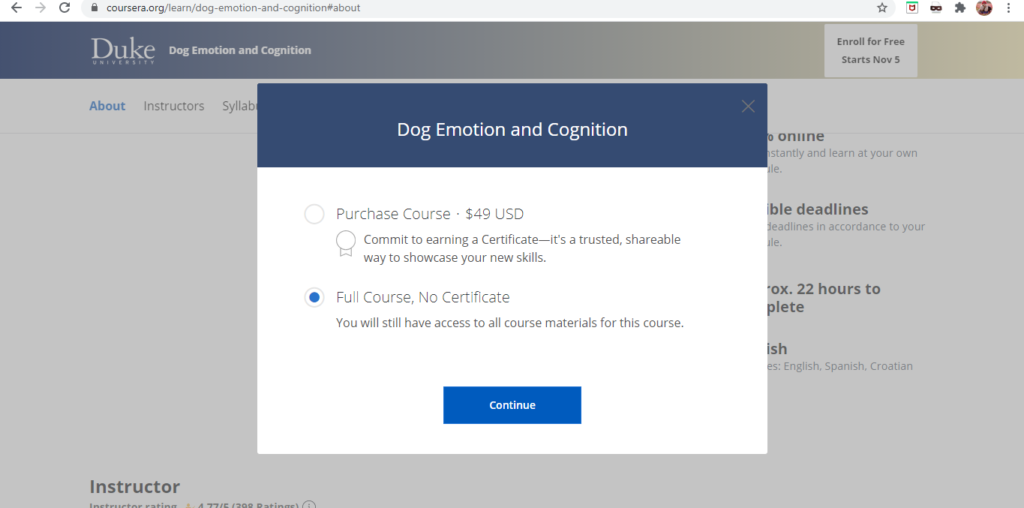 Coursera Nabidka Placene Verze