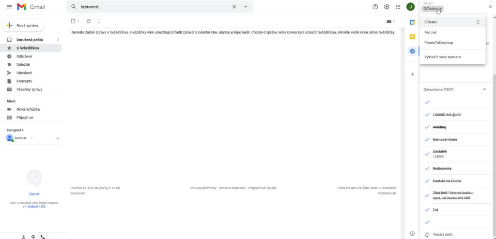 Google Task Gmail2