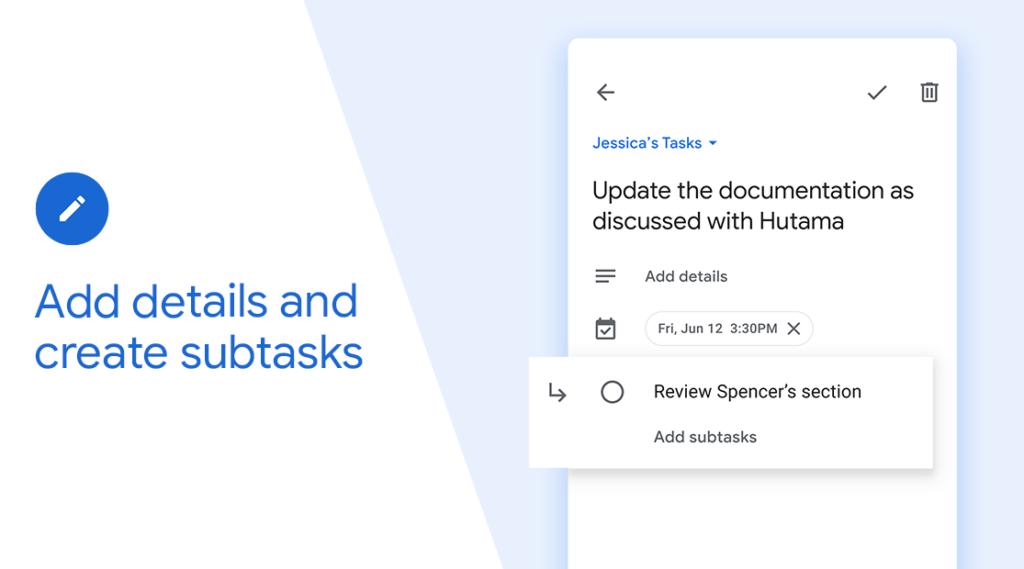 Google Tasks Android2