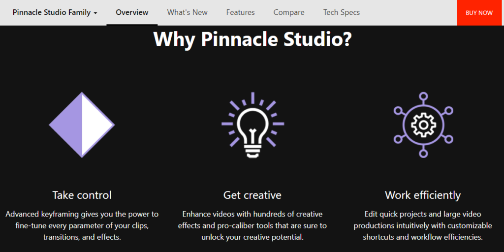 Pinnacle Studio Proc Pouzivat