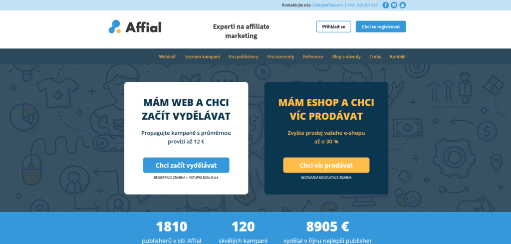 Affial Web