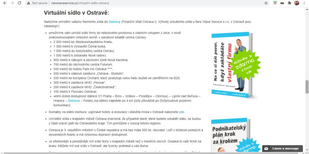 New Wave Service Vyhody Sidla V Ostrave