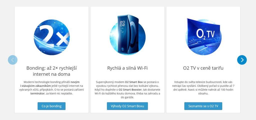 O2 Internet Vyhody
