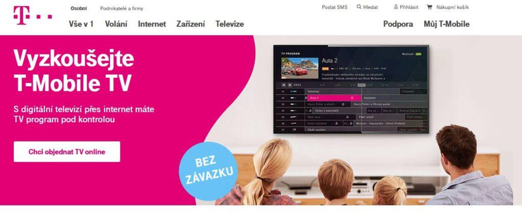 T Mobile Tv Predstaveni