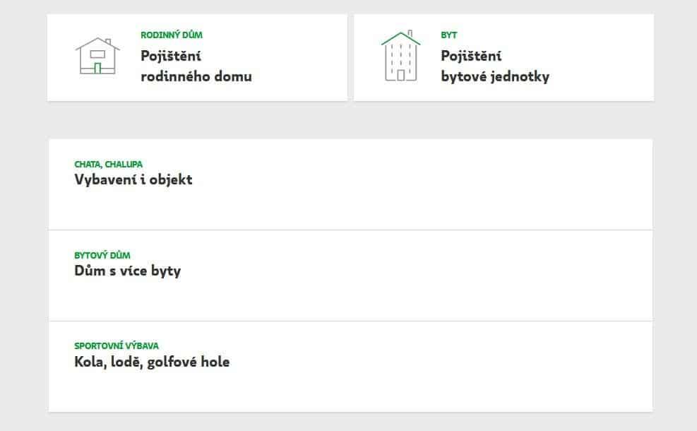 Kooperativa Pojisteni Majetku Budov