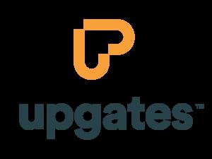 Upgates Logo Vertical