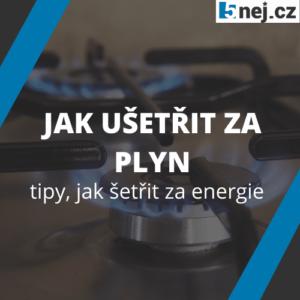 Jak Usetrit Za Plyn