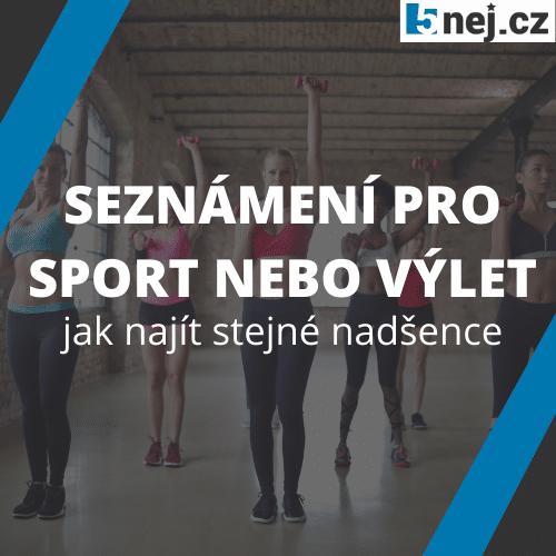 Seznameni Pro Sport Nebo Vylet